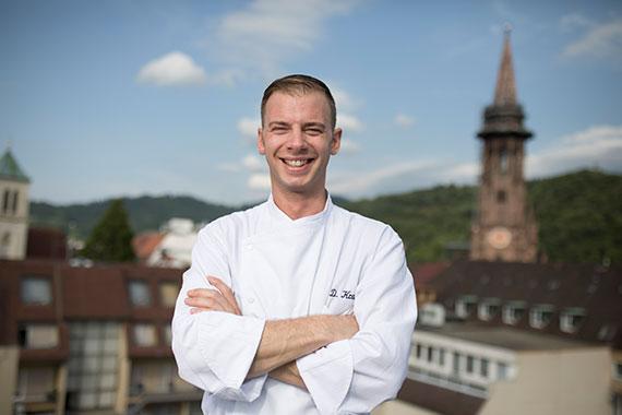 Frankfurt Sterne Chefkoch Dirk-Kraus